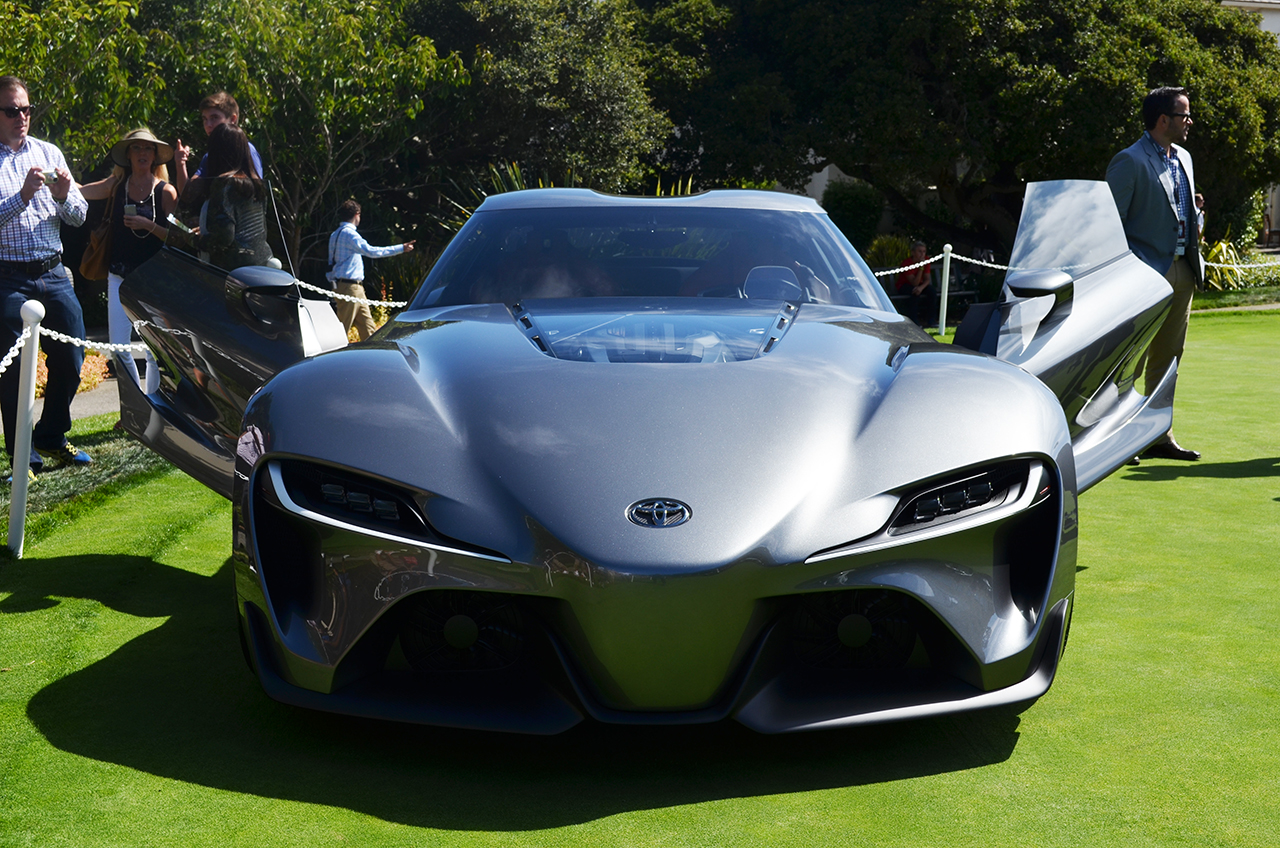 Previous 2015 Toyota FT-1 Concept Picture   Next 2015 Toyota FT-1