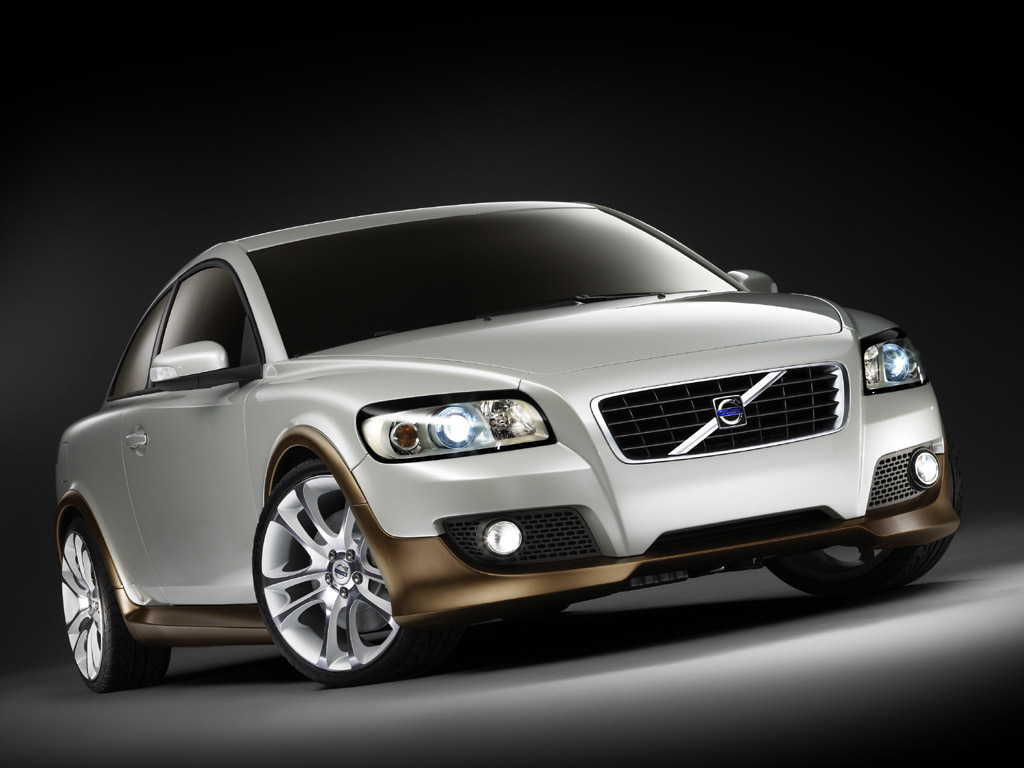 2006 volvo c30 design concept pictures specifications. Black Bedroom Furniture Sets. Home Design Ideas